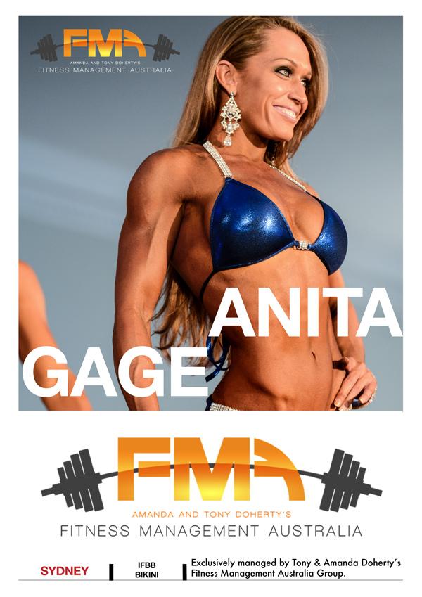 Anita Gage