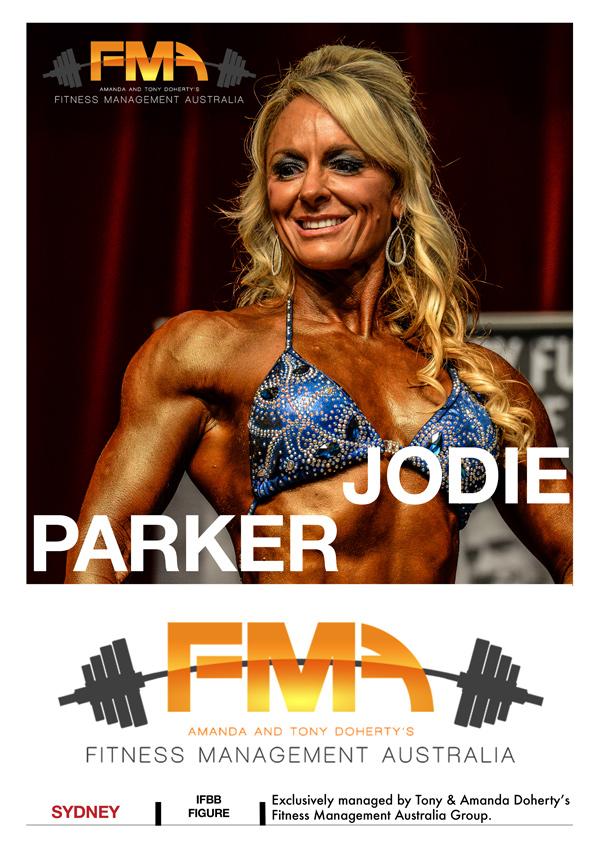 Jodie Parker