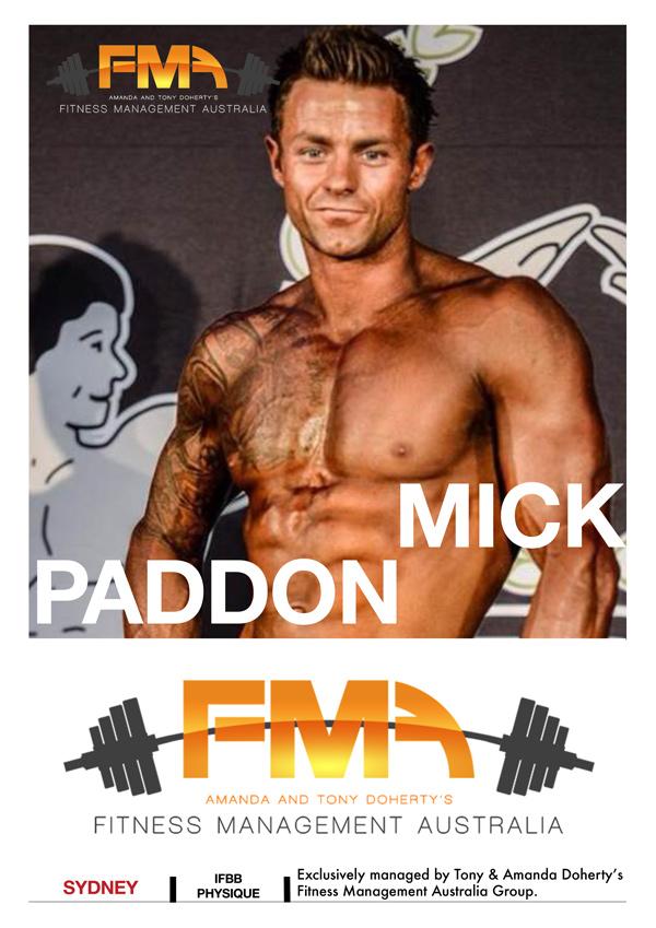 Mick Paddon