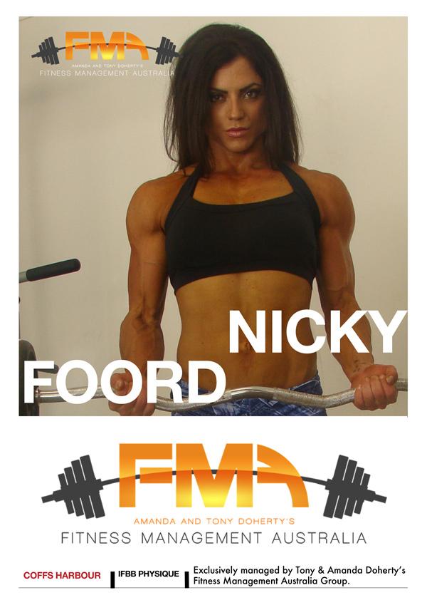 Nicky Foord
