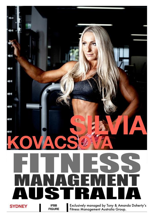 Silvia Kovacsova